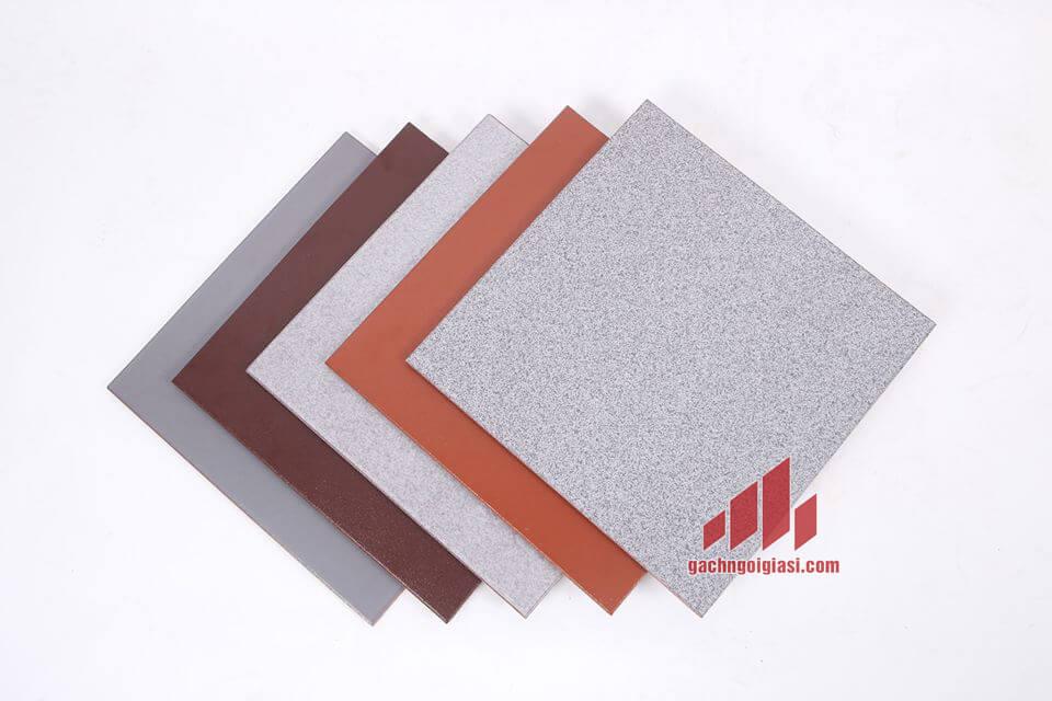 Gạch cotto Gốm Mỹ màu sắc đa dạng