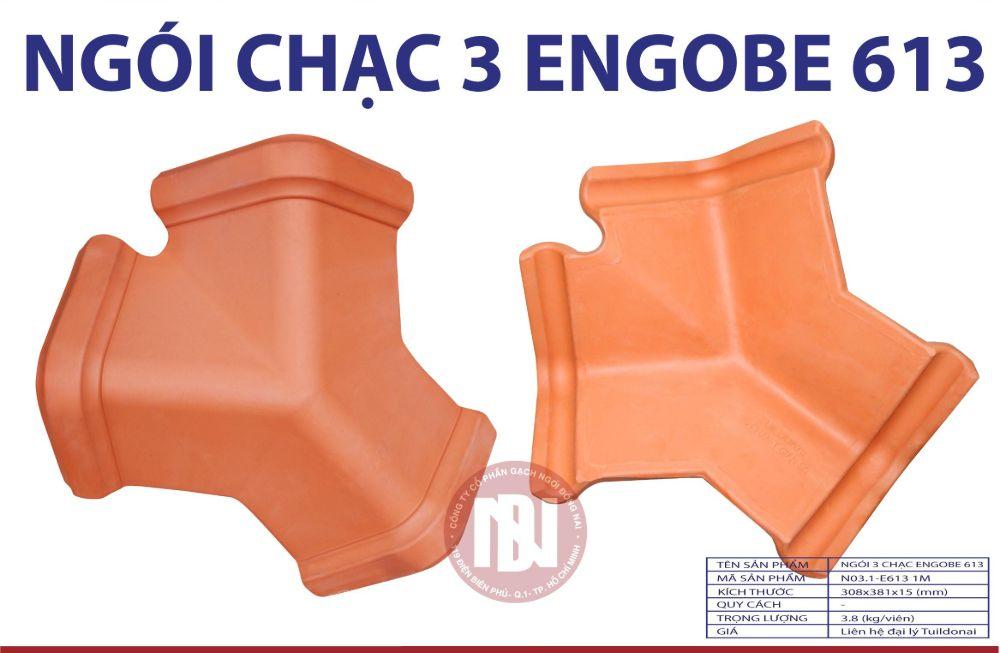 Ngói chạc 3 Engobe