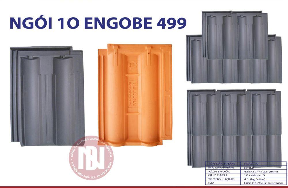 Ngói 10 Đồng Nai Engobe 500
